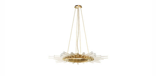 Maison Valentina * Majestic suspension lamp