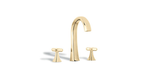 Maison Valentina * Elegance Three Hole Mixer tap