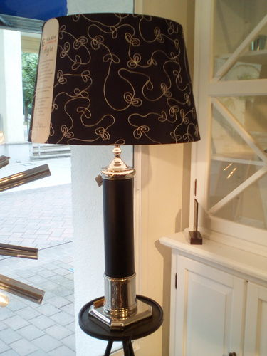 Hazenkamp * Table Lamp 19x19x60cm incl. Shade 55 cm * SHOWROOM Bad Ems
