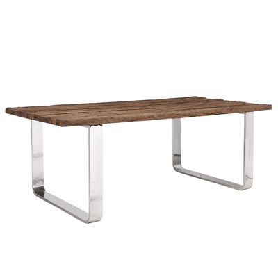 Hazenkamp Dining U-Table 200x100x75cm