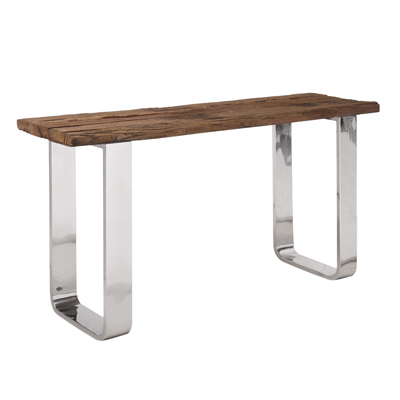 Hazenkamp Console U-Table 140x40x80cm