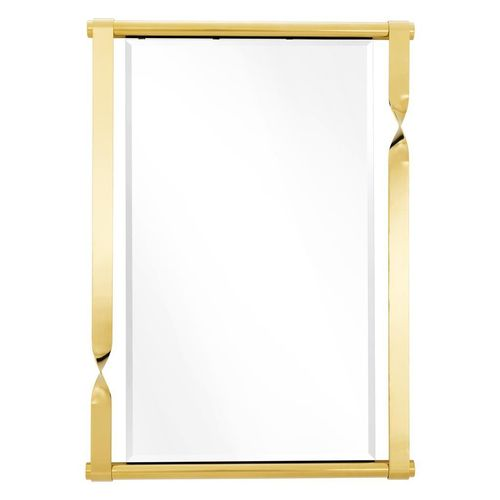 Eichholtz Mirror Byram * Gold finish | bevelled mirror glass