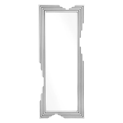 Eichholtz Mirror Navour * Polished stainless steel