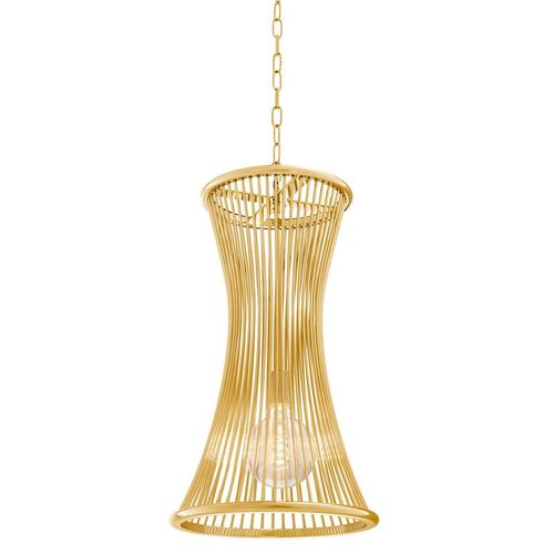 Eichholtz Hanging Lamp Altura * Gold finish