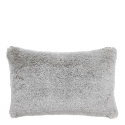EICHHOLTZ Scatter cushion Alaska * Light grey faux fur