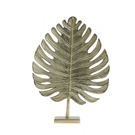 Light & Living Ornament 39x54 cm LEAF gold