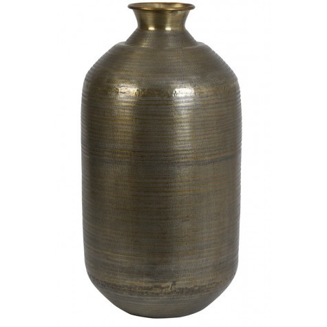 Light & Living Vase Ø39x78 cm PERROY antik bronze