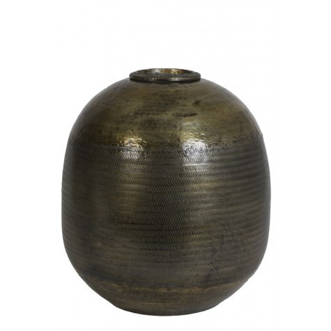Light & Living Vase Ø48x52 cm LEZAY antik bronze