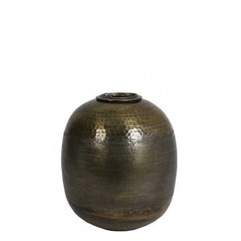 Light & Living Vase Ø36x38 cm LEZAY antik bronze