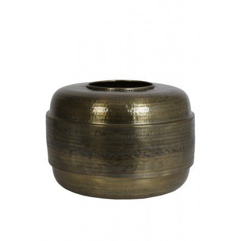 Light & Living Vase Ø60x42 cm GIRY antik bronze