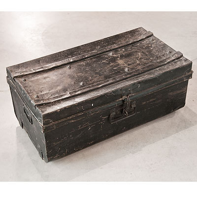 Hazenkamp * Industrial Furniture * Trunk Medium Box
