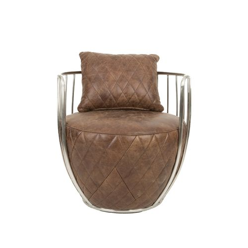 Migani VINTAGE LEATHER CHAIR