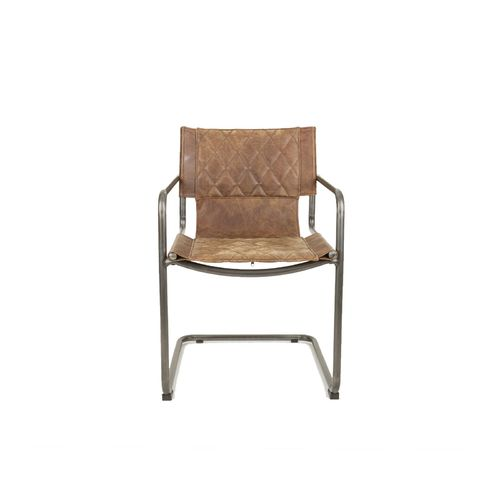 Migani LEATHER CHAIR SEDCY135