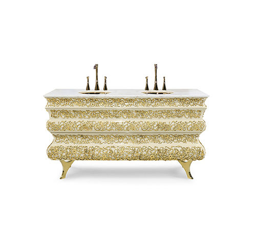 BRABBU CROCHET WASHBASIN