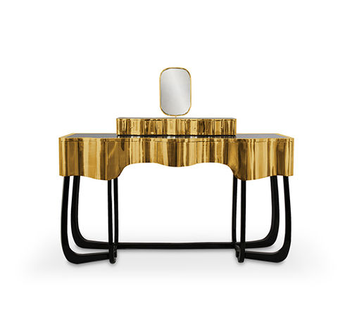 BRABBU SINUOUS DRESSING TABLE
