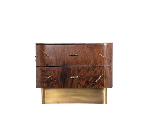 BRABBU BARAKA BEDSIDE TABLE