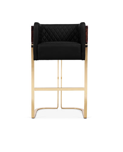 LUXXU * NURA BAR CHAIR