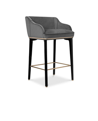 LUXXU * SABOTEUR BAR CHAIR
