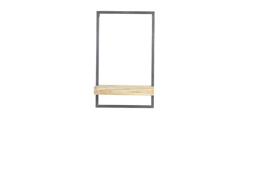Light & Living 6980084 - Wand regale 30x15x50 cm MADDISON holz naturell