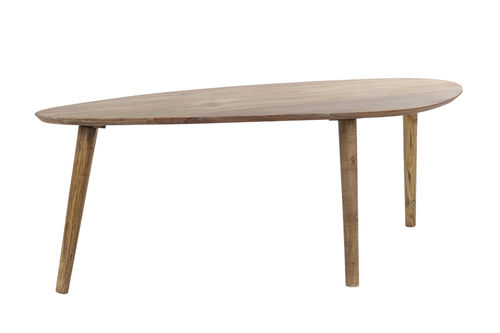 Light & Living 6754784 - Couchtisch 120x65x40 cm CHEVANO Holz naturell