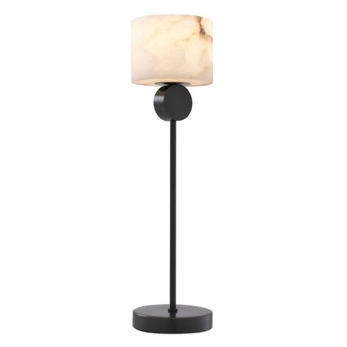 EICHHOLTZ Table Lamp Etruscan * Bronze highlight finish | alabaster