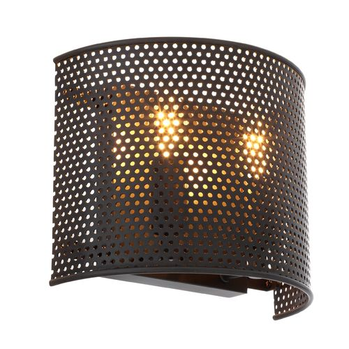EICHHOLTZ Wall Lamp Morrison S * Bronze highlight finish